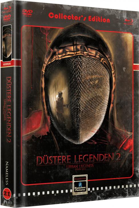 Düstere Legenden 2 - Limited Mediabook Edition - Cover B [Blu-ray+DVD]