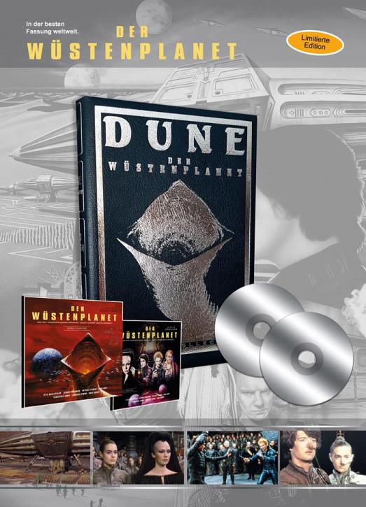 Dune - Der Wüstenplanet - Special Lederbook Edition [Blu-ray]