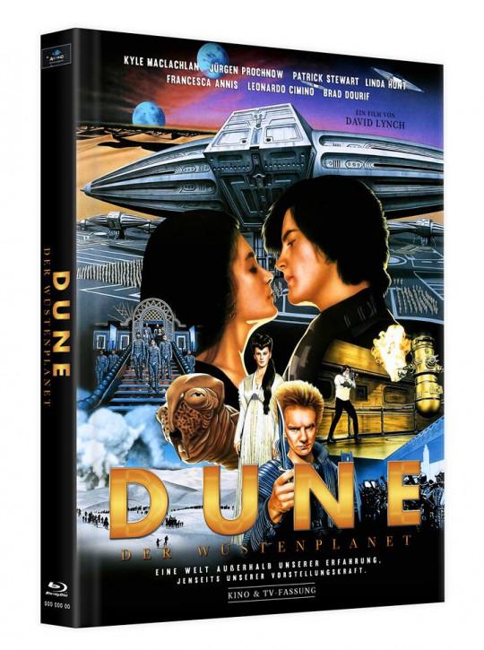 Dune - Der Wüstenplanet - Mediabook - Cover C [Blu-ray]