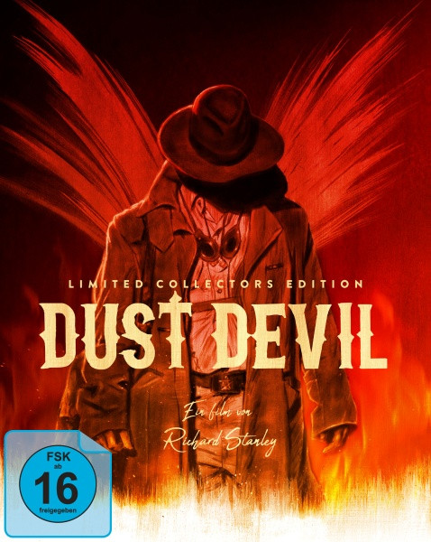 Dust Devil - The Final Cut - Special Edition [Blu-ray+DVD]