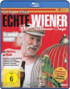 Echte Wiener 1: Die Sackbauer Saga [Blu-ray]