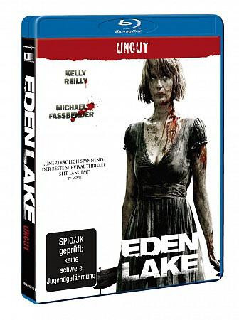 Eden Lake - Uncut [Blu-ray]