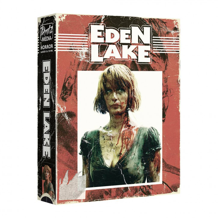 Eden Lake - Tape Edition [Blu-ray]