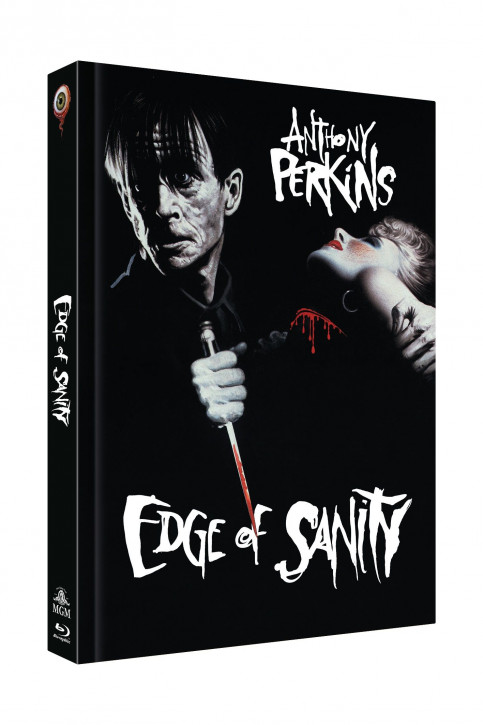 Edge of Sanity - Limited Collectors Edition Cover A [Blu-ray+DVD]
