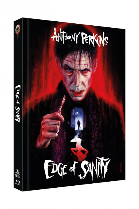 Edge of Sanity - Limited Collectors Edition Cover B [Blu-ray+DVD]