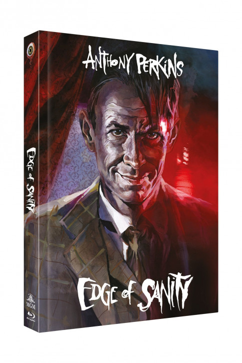 Edge of Sanity - Limited Collectors Edition Cover C [Blu-ray+DVD]