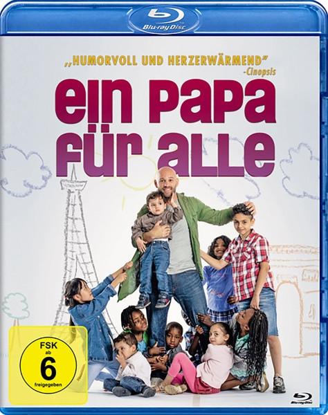 Ein Papa für alle - Zusammen sind wir stärker [Blu-ray]