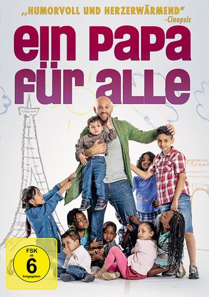 Ein Papa für alle - Zusammen sind wir stärker [DVD]