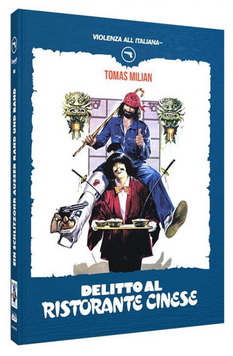Ein Schlitzohr ausser Rand und Band - Limited Mediabook Edition - Cover B [Blu-ray+DVD]