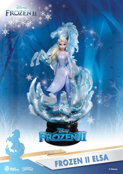 Disney: Diorama Stage 38 - Die Eiskönigin II: Elsa