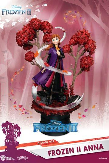 Disney: Diorama Stage 39 - Die Eiskönigin II: Anna