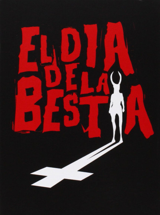 El Dia De La Bestia - Limited Mediabook - Cover A [Blu-ray+DVD]