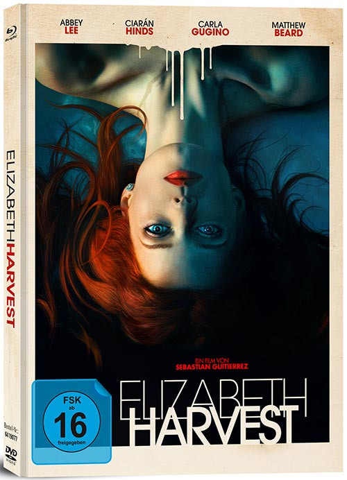 Elizabeth Harvest - Limited Collector's Edition [Bluray+DVD]