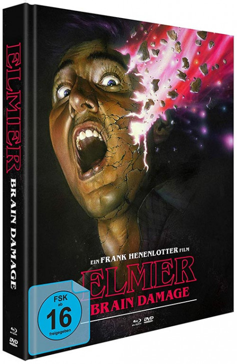 Elmer - Brain Damage - Mediabook [Blu-ray+DVD]