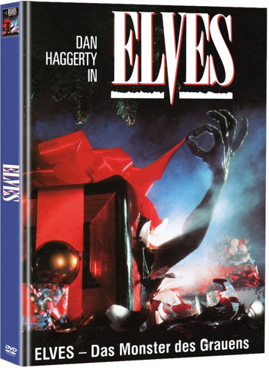 Elves - Monster des Grauens - Limited Mediabook Edition  (Super Spooky Stories #103) [DVD]