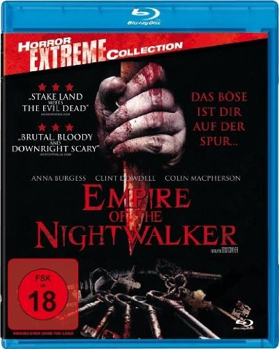 Empire of the Nightwalker - Horror Extreme Collection [Blu-ray]