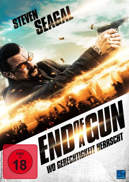 End of a Gun - Wo Gerechtigkeit herrscht [DVD]