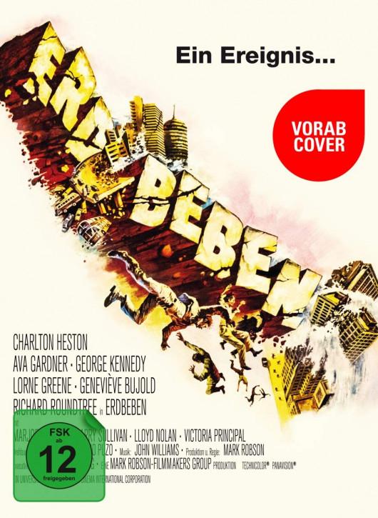 Erdbeben - Limited Mediabook Edition [Blu-ray+DVD]