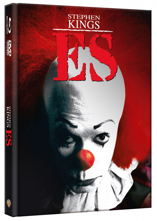 Stephen Kings: ES - Limited Mediabook [Blu-ray+DVD]