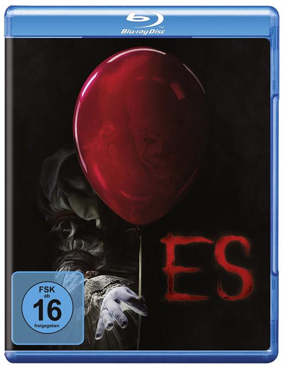 Stephen King's Es (2017) [Blu-ray]