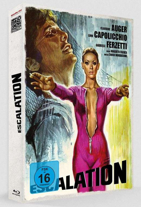 Escalation - Italo Cinema Collection #01 [Blu-ray]