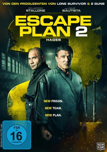 Escape Plan 2 - Hades [DVD]
