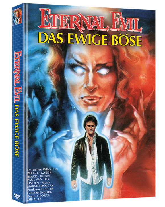 Eternal Evil - Das ewige Böse - Limited Mediabook Edition [DVD]