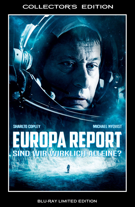 Europa Report - grosse Hartbox [Blu-ray]
