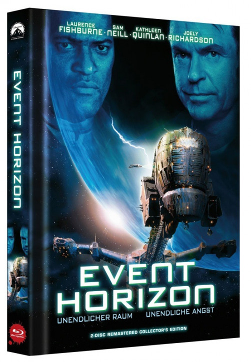 Event Horizon - Remastered Collector's Edition - Cover A [Blu-ray+DVD]