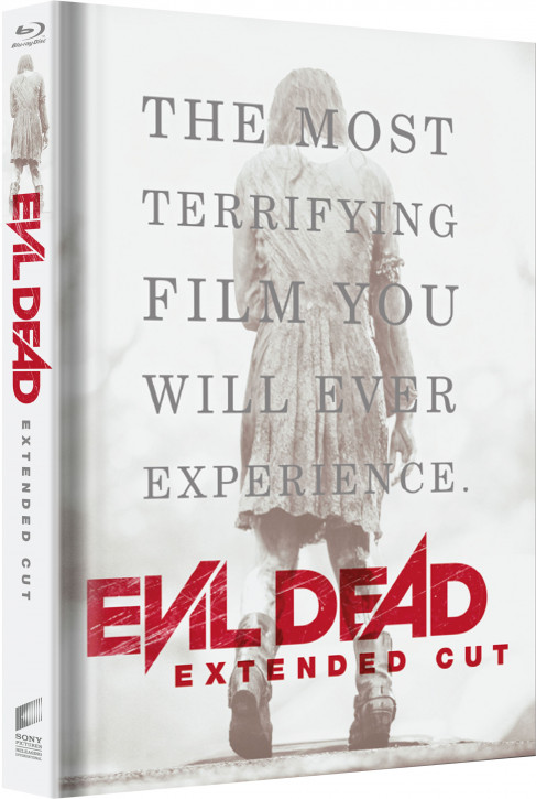 Evil Dead - Extended Cut - Limited Mediabook Edition - Cover C [Blu-ray]