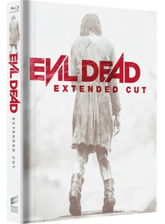 Evil Dead - Extended Cut - Limited Mediabook Edition - Cover E [Blu-ray]