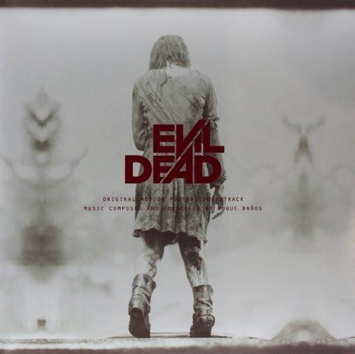 Evil Dead 2013 (180g/Couloured/Ltd.) [Vinyl LP]