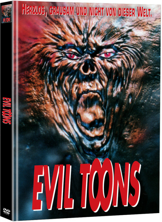 Evil Toons - Limited Mediabook Edition (Super Spooky Stories #44) [DVD]