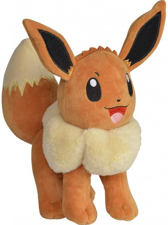 Pokemon - Evoli - Plüschtier