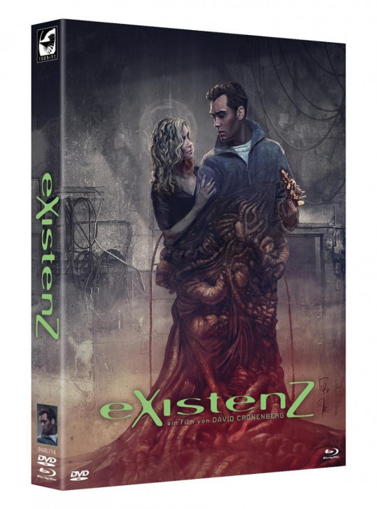 eXistenZ - Limited Mediabook Edition [Blu-ray+DVD]