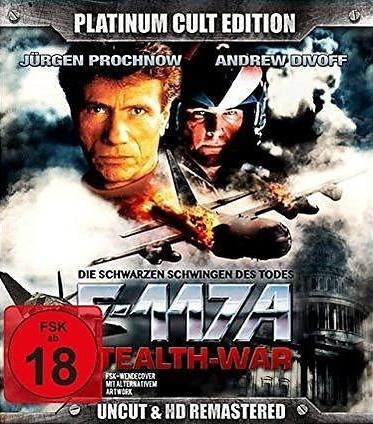 F-117A - Stealth-War (Platinum-Cult-Edition) [Blu-ray]