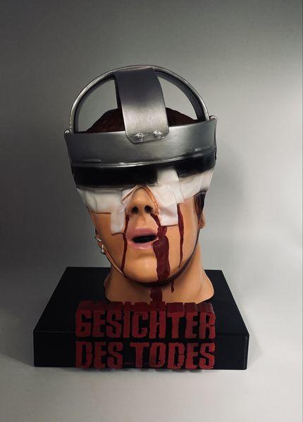 Gesichter des Todes (Faces of Death) - Büste Edition [Blu-ray+DVD]