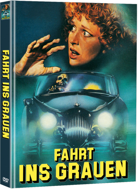 Fahrt ins Grauen - Limited Mediabook Edition (Super Spooky Stories #39) [DVD]