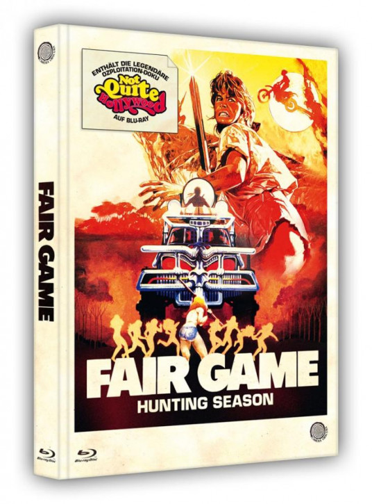 Fair Game - Hunting Season - Mediabook [Bluray+DVD]