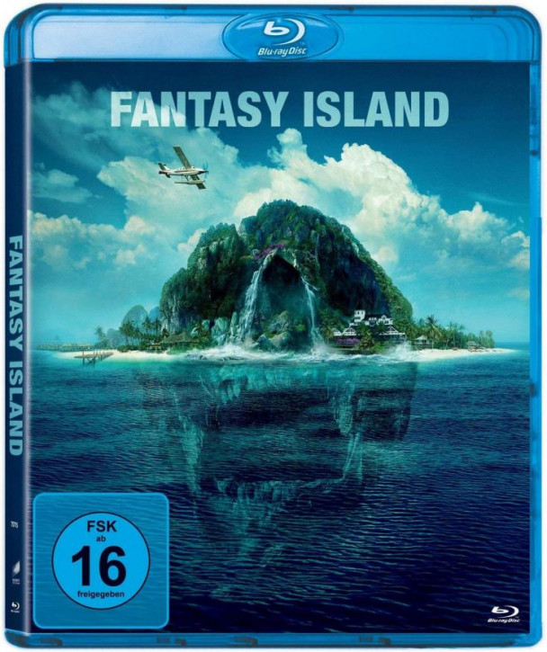Blumhouses Fantasy Island (Unrated Cut) [Blu-ray]