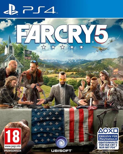 Far Cry 5 [PS4]