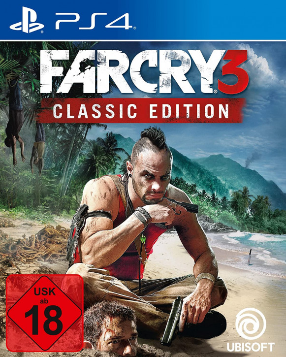 Far Cry 3 - Classic Edition - [PS4]
