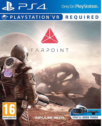 Farpoint VR [PS4]