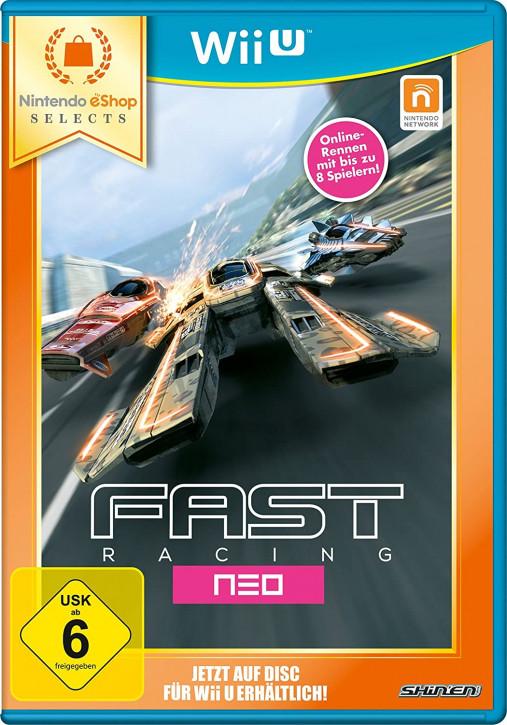 FAST Racing NEO Nintendo - eShop Selects [Wii U]
