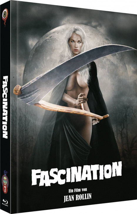 Fascination - Limited Collectors Edition Mediabook - Cover B [Blu-ray+DVD]