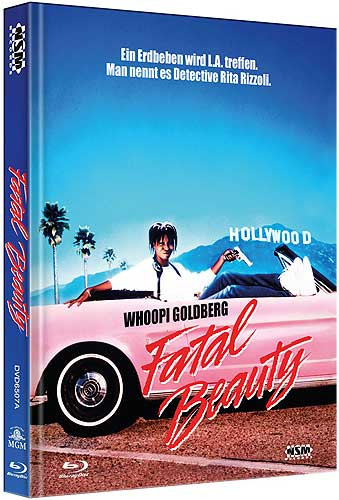 Fatal Beauty  - Limited Collector's Edition - Cover A [Blu-ray+DVD]