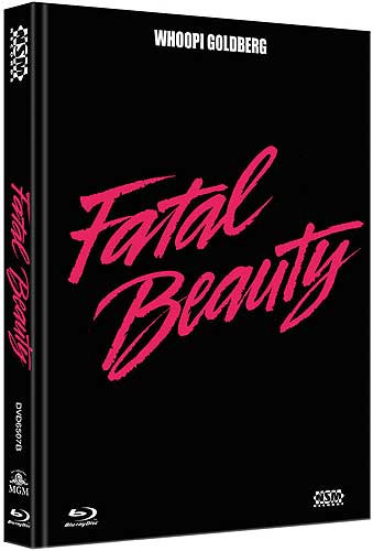 Fatal Beauty  - Limited Collector's Edition - Cover B [Blu-ray+DVD]