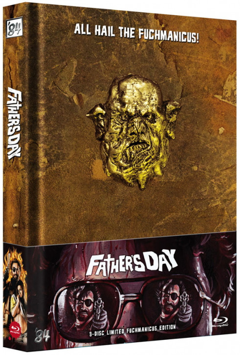 Fathers Day - Limited Fuchmanicus Edition [Blu-ray+DVD]