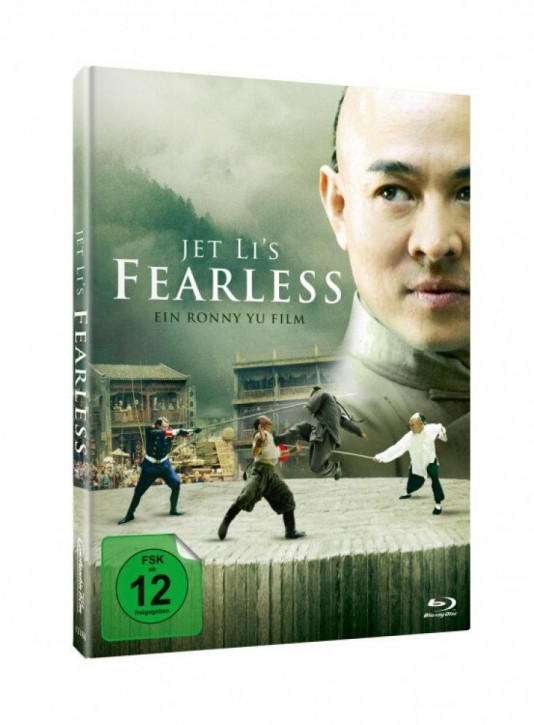 Fearless - Limited Mediabook [Blu-ray]