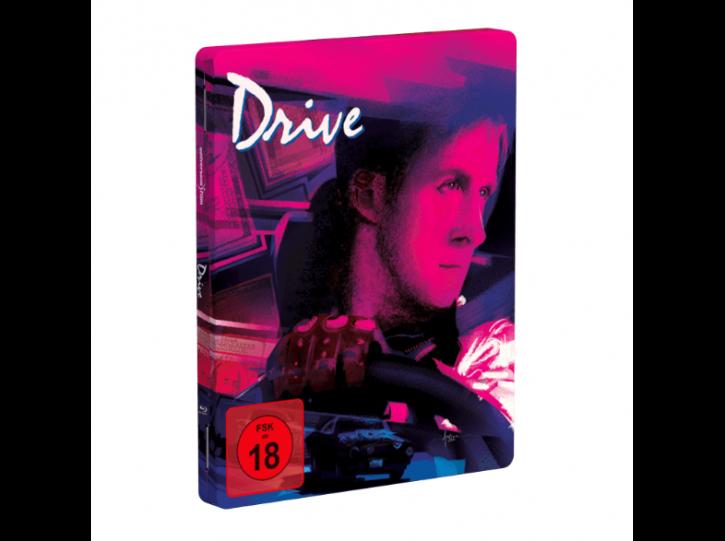 Drive (Future Pak) [Blu-ray]